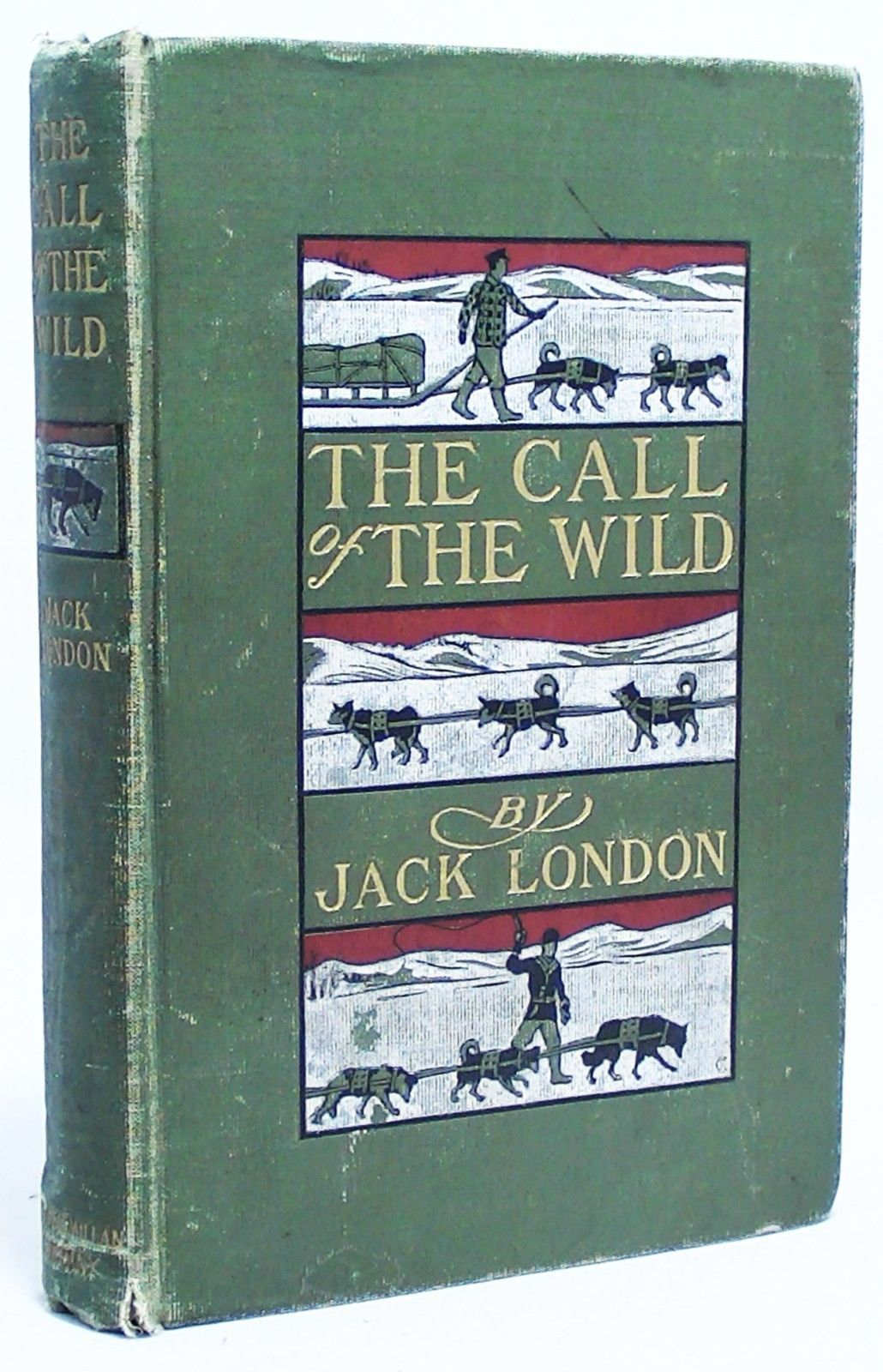 """I would rather be a superb meteor, every atom of me in magnificent glow, than a sleepy and permanent planet."" - Jack London  The Call of the Wild by Jack London, First Edition 1903  www.RareBooksFirst.com  Rare Books from 1st Editions and Antiquarian Books  #rarebooksfirst   #rarebooks   #jacklondon"