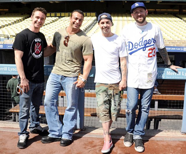 Costars Reunited! The Sandlot from July 2013 reunited for the 20th anniversary.