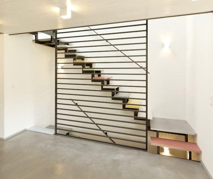 moderne treppe stadler treppen treppen pinterest. Black Bedroom Furniture Sets. Home Design Ideas