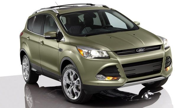 El Ford Escape 2012