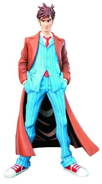 Doctor Who 10th Doctor Dynamix Vinyl Figure Amazon Toys Games Doctor Who 10 Doctor Who 10th Doctor