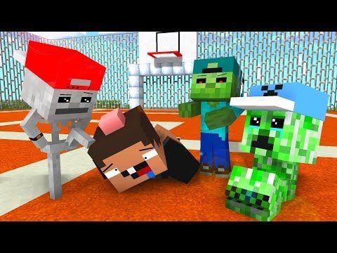 Mob Kids Life Craftronix Minecraft Animation VER VÍDEO Http - Minecraft wii u spieletipps