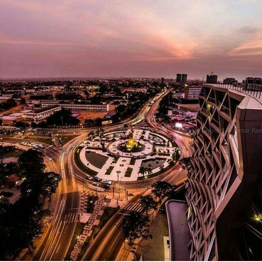 Largo da independência - Luanda