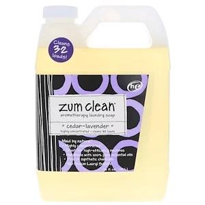 Indigo Wild Zum Clean صابون الفسيل المعالج بالرائحة الأرز
