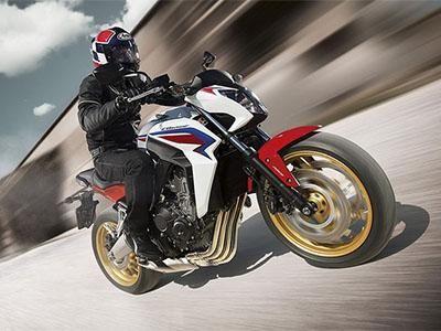 Fotos Honda CB650F 2014