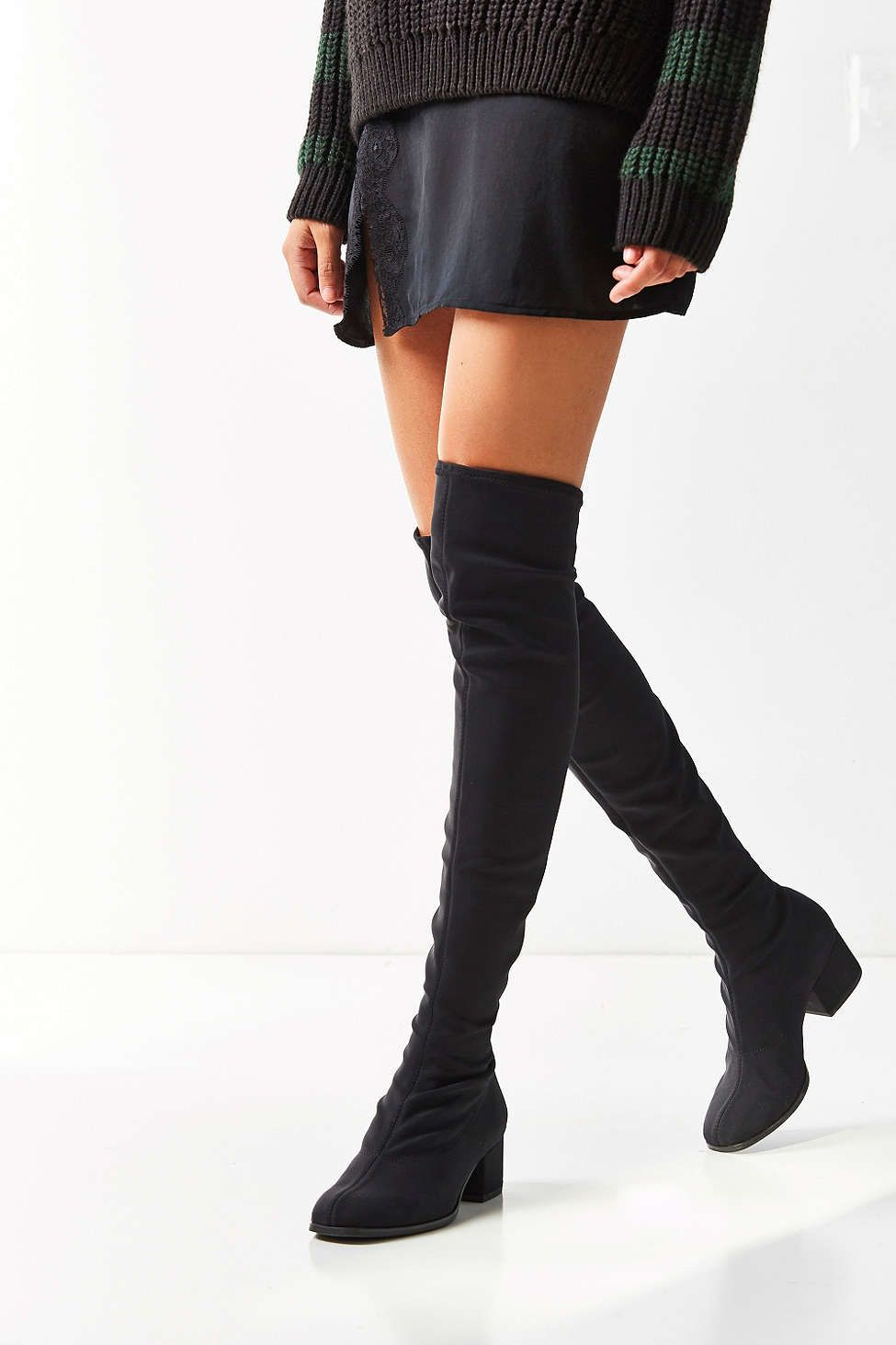 52f1f4ae535 Vagabond Daisy Over-The-Knee Boot