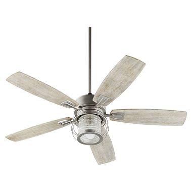 Quorum 3525 65 Galveston Ceiling Fan Exterior Ceiling Fans