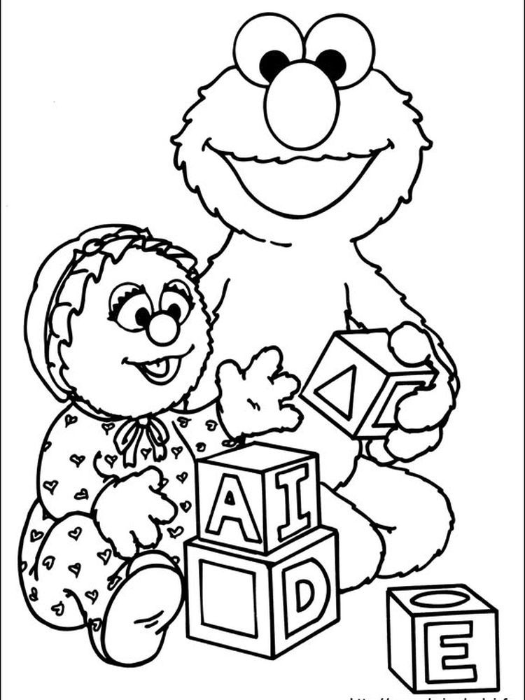 Baby Elmo Coloring Page We Have A Elmo Coloring Page Collection That You Can Store For Sesame Street Coloring Pages Elmo Coloring Pages Monster Coloring Pages