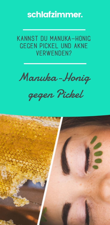 Hilft Honig Gegen Pickel