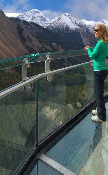 Glacier Skywalk | Travel | Vacation Ideas | Road Trip | Places to Visit | AB | Scenic Point | Hiking Area | Other Adventure Sport