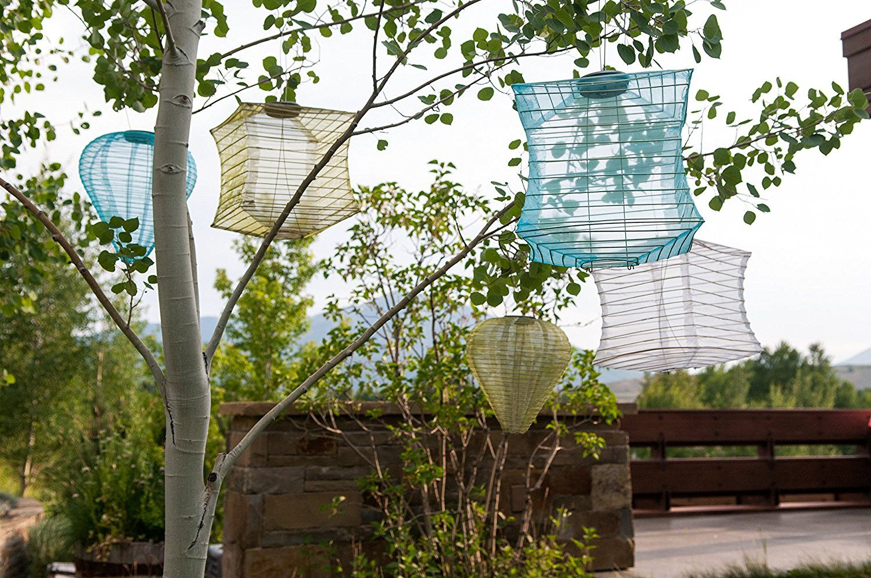 Allsop home and garden 10 x 12 square silk