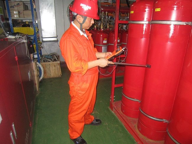 The Portable Liquid Level Indicator Is To Detect The
