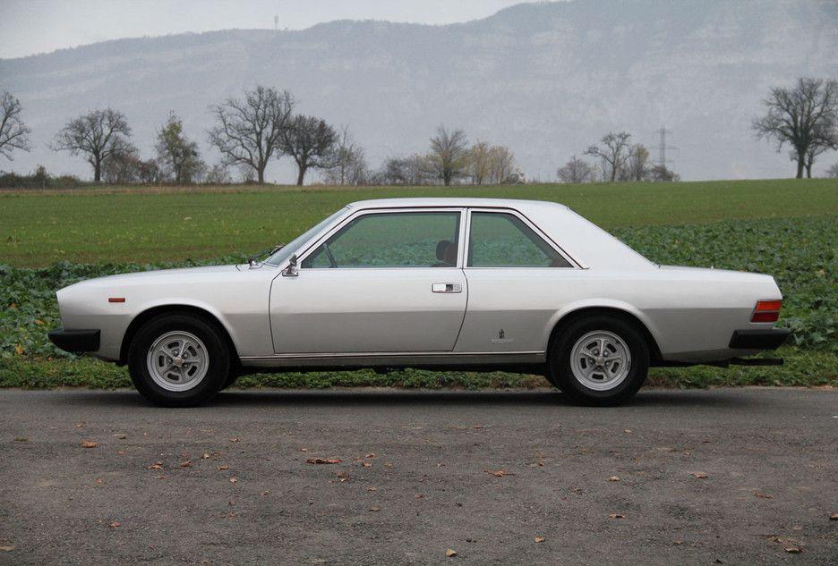 Fiat 130 Coupe Pininfarina Design 1973 Classic European Cars
