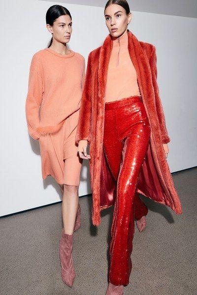 Sally LaPointe Pre-Fall 2019 Fashion Show