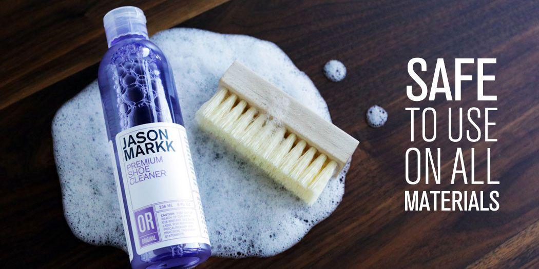 Jason markk premium shoe cleaner with images clean