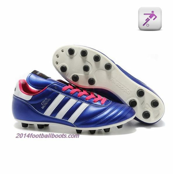 2014 Adidas Copa Mundial Samba FG Purple Football Cleats Websites