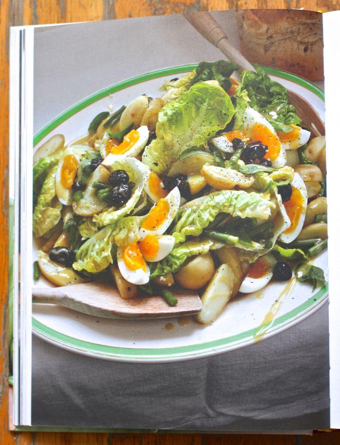fishfree salad niçoise Nicoise salad, Nicoise
