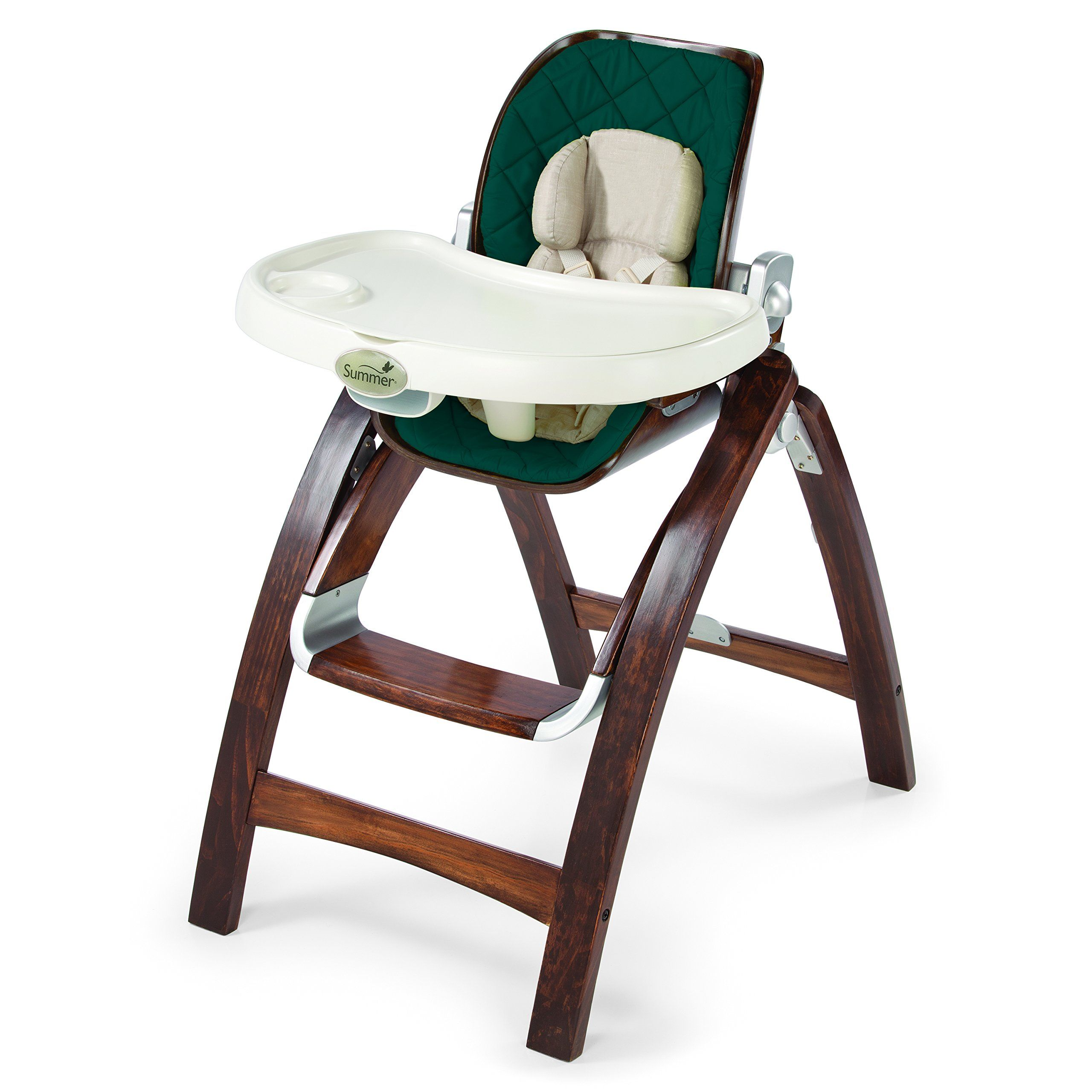 Summer Infant Bentwood Highchair Baby