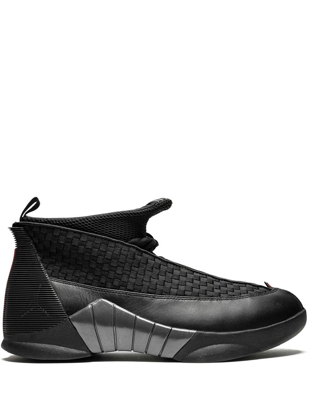 michael jordan shoes black
