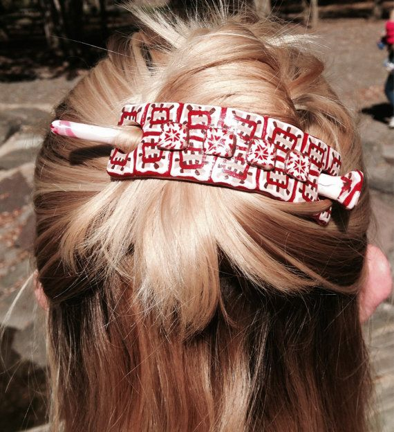 how to wear hair slides