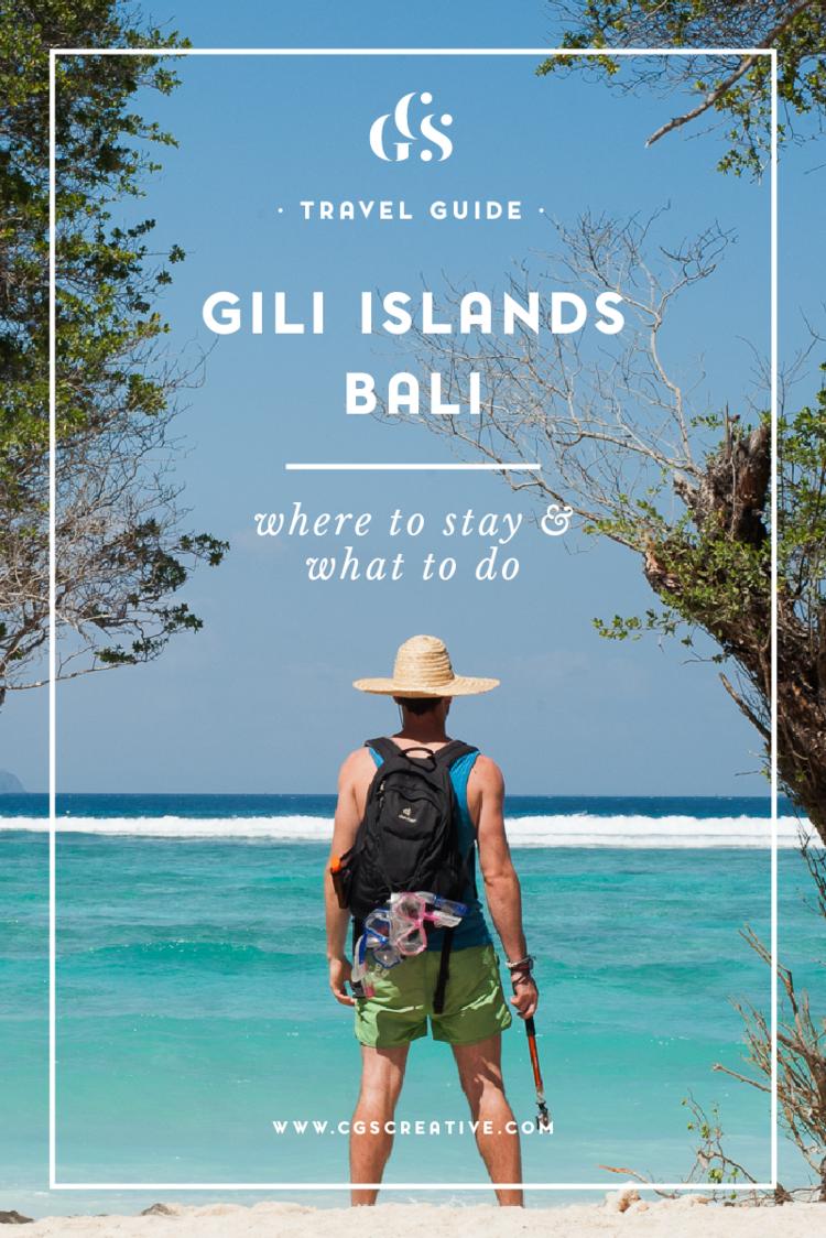 Bali & the Gili Islands Travel Guide #VisitBali