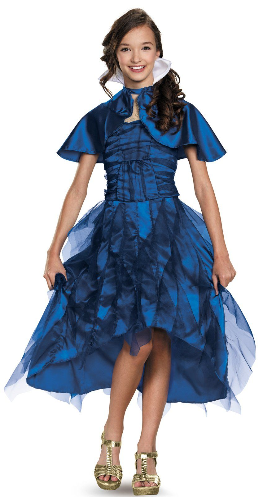 Disney's Descendants 2: Evie Deluxe Isle Look Child Costume