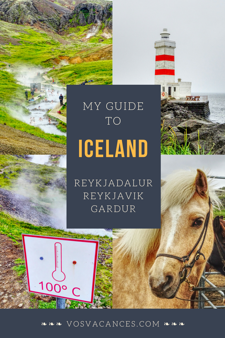 My Guide To Iceland Reykjaladur Hveragerdi Hotspringriver Reykjavik Gardur Swimming Iceland Travel Scandinavia Travel Destinations Iceland