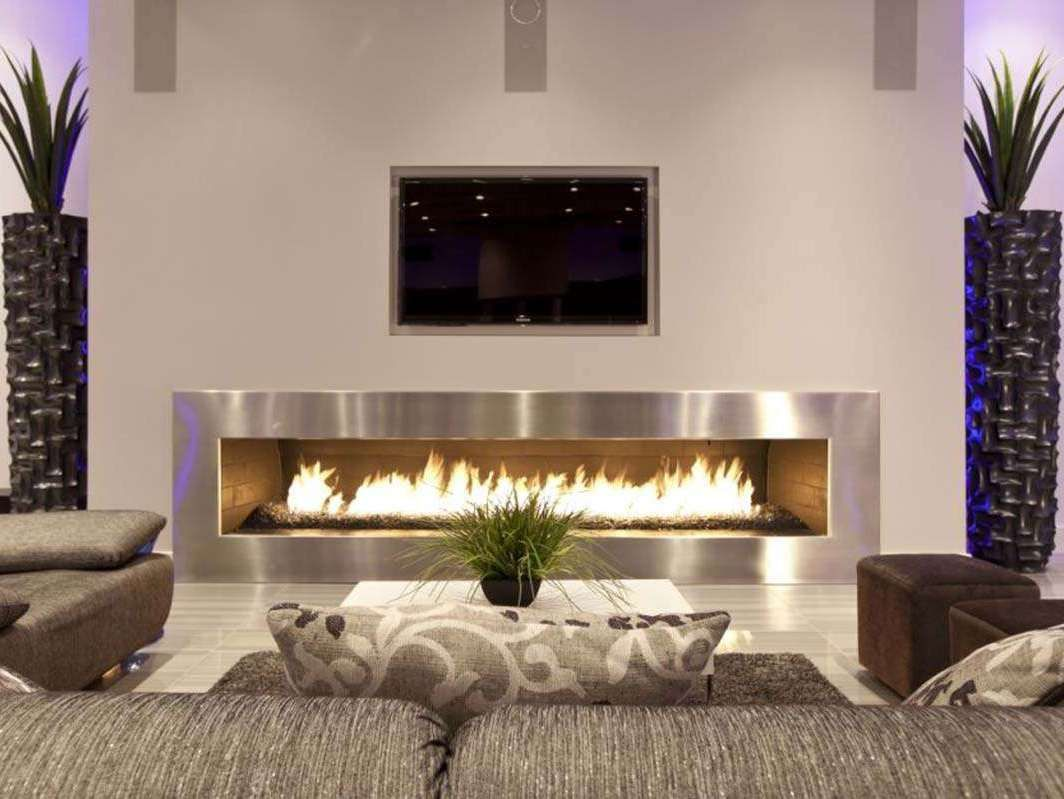 Living Room Ideas Electric Fireplace long contemporary electric fireplace | fire pits ideas | fireplace