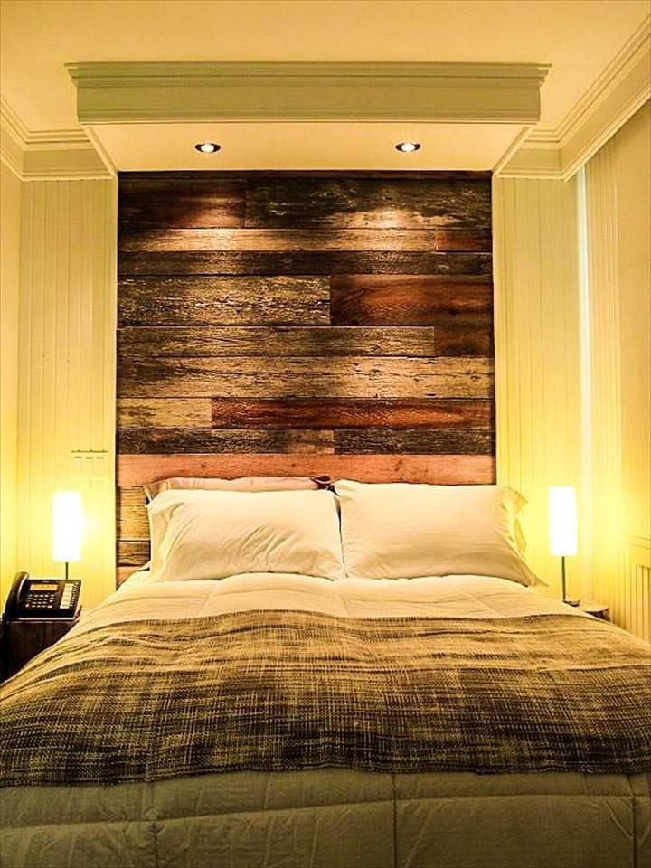 DIY Upcycled Pallet Bedroom Ideas   Pallets and Bedrooms