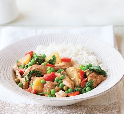 Sweet and sour chicken recipe chicken uks and healthy food food forumfinder Images