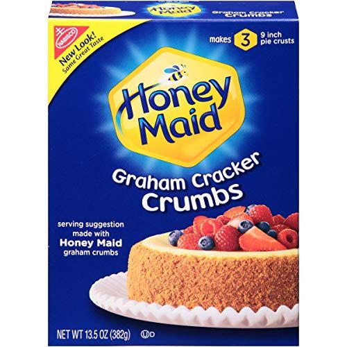 Honey Maid Graham Cracker Crumbs, 13.5 Ounce