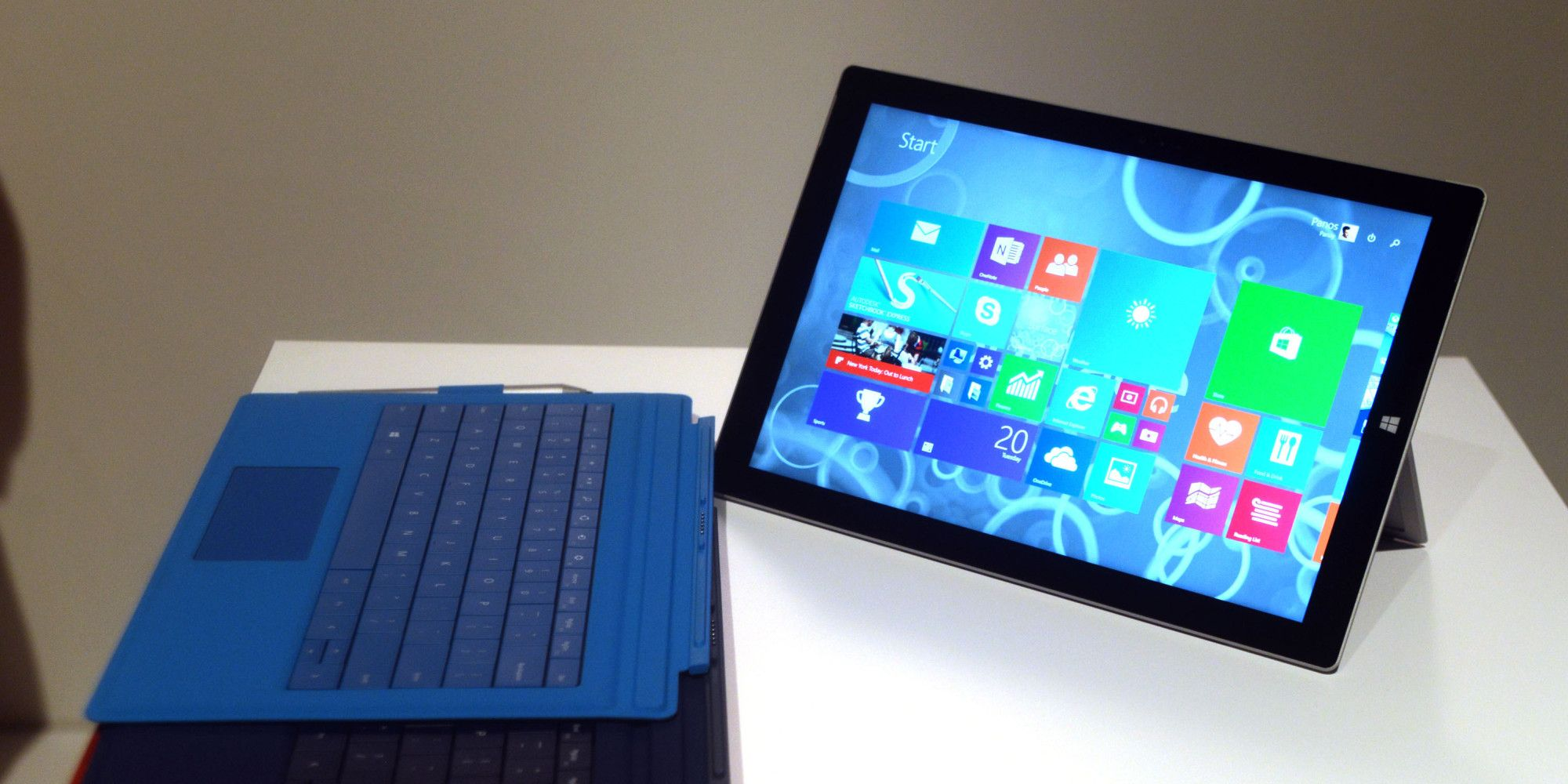 Microsoft Surface Pro 3 Review Surface pro tablet