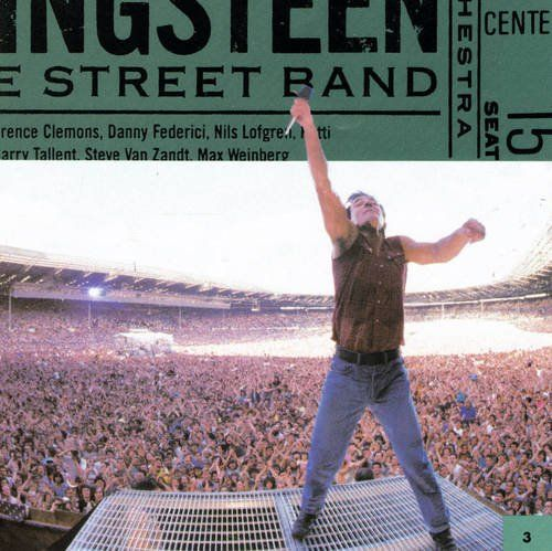 Bruce Springsteen The E Street Band Live 1975 85 Disc 3 Lp Albums Bruce Springsteen E Street Band