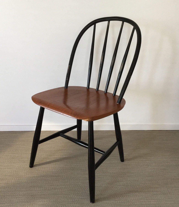Mid century 50\'s 60\'s sprouts Chair Windsor Chair by Nesto (gemarkt ...