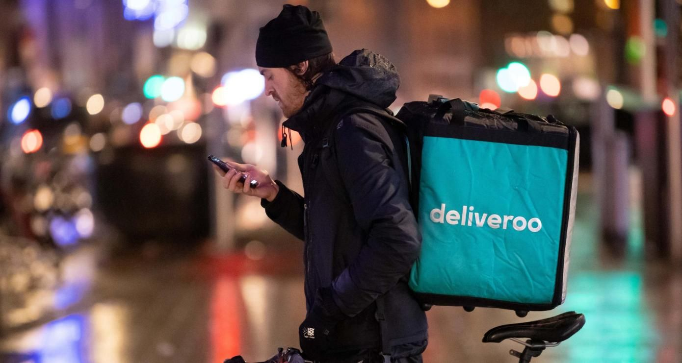 Amazon leads 575M investment in Deliveroo Investing