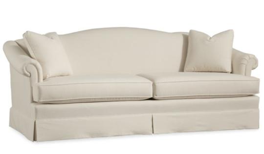 Get The Look Camelback Sofas Sofa Sleeper Sofa Thomasville
