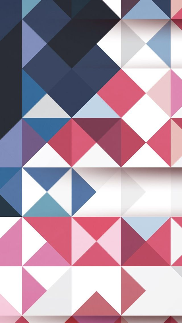 Geometric Grid iPhone Wallpapers   Iphone background ...