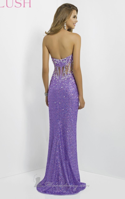 Asombroso Vestido De Fiesta Rubor Colección de Imágenes - Vestido de ...