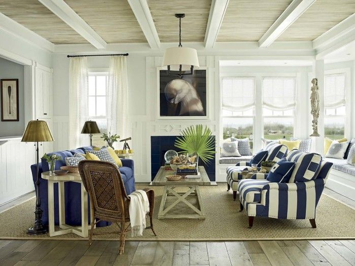 Inspirational image on | Coastal decor