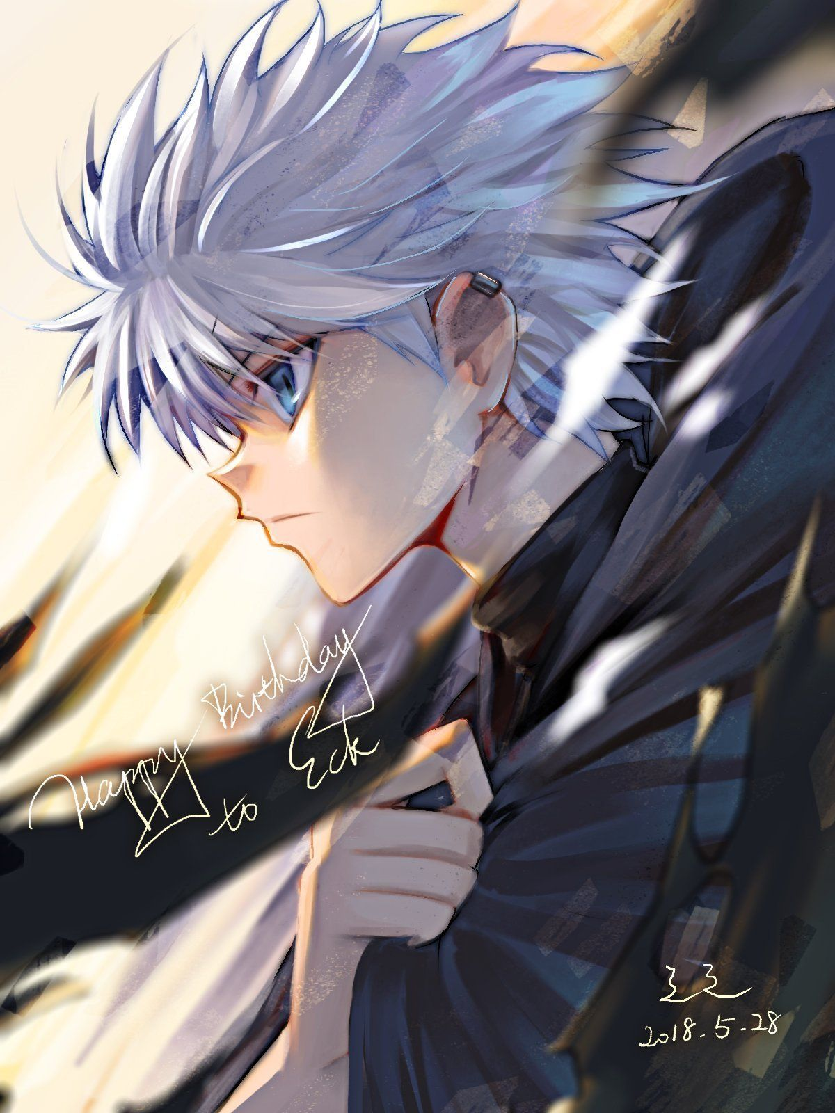 Killua Zoldyck Tumblr Hunter Anime Hunterxhunter Killua Hunter X Hunter