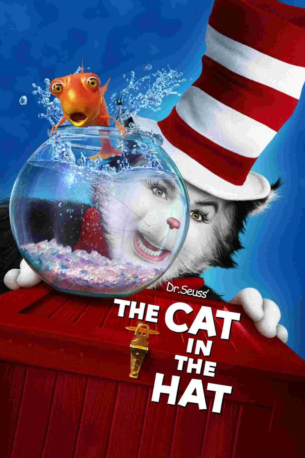 click image to watch Dr. Seuss\' The Cat in the Hat (2003) | wOw in ...