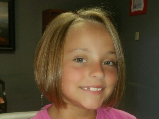 Cute little Bob cut