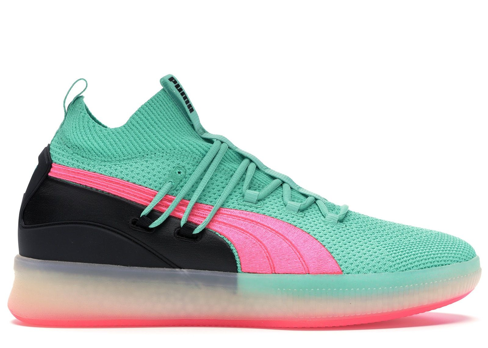 green and pink pumas - 60% OFF