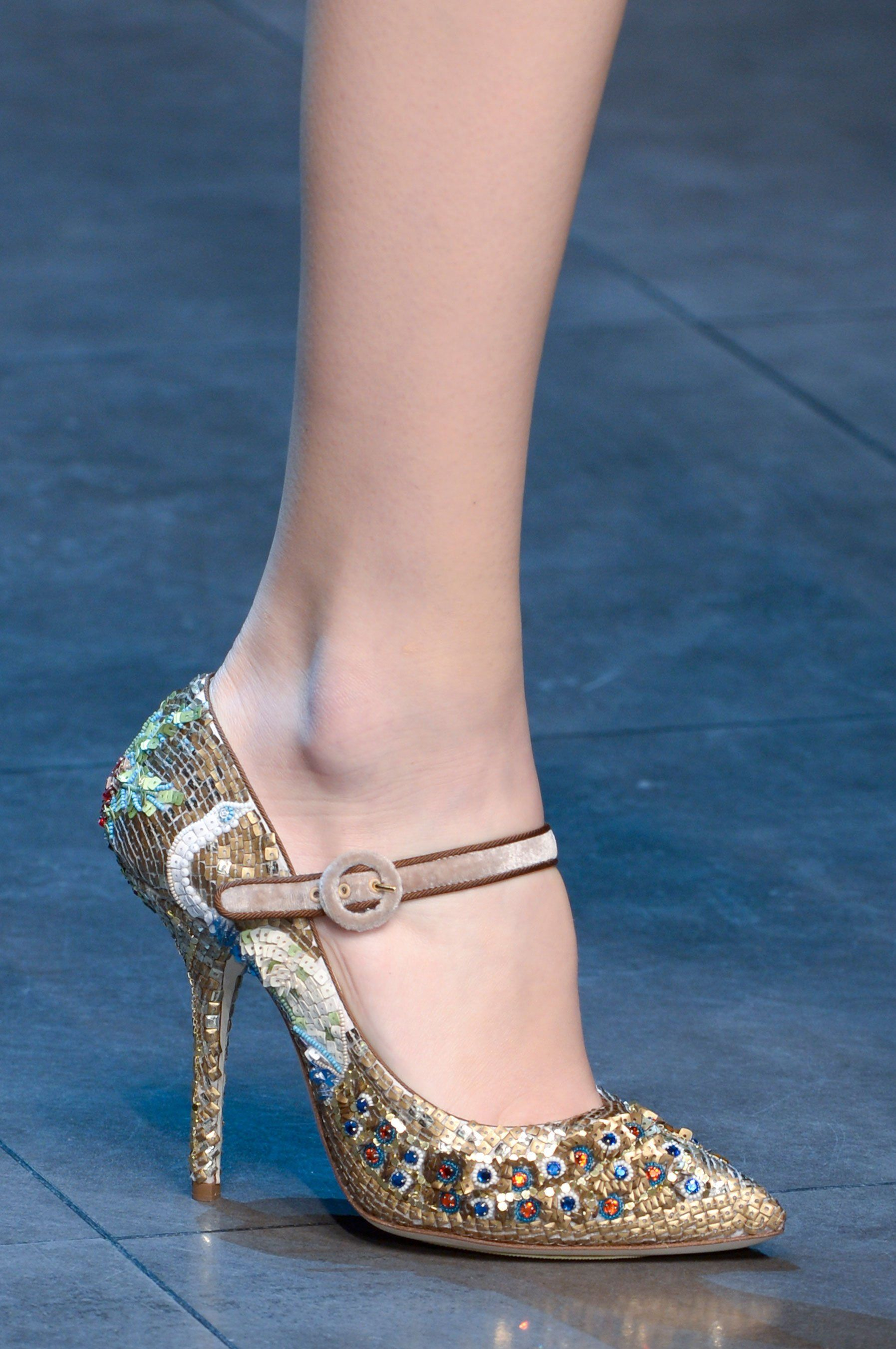 Dolce & Gabbana Details A/W '13