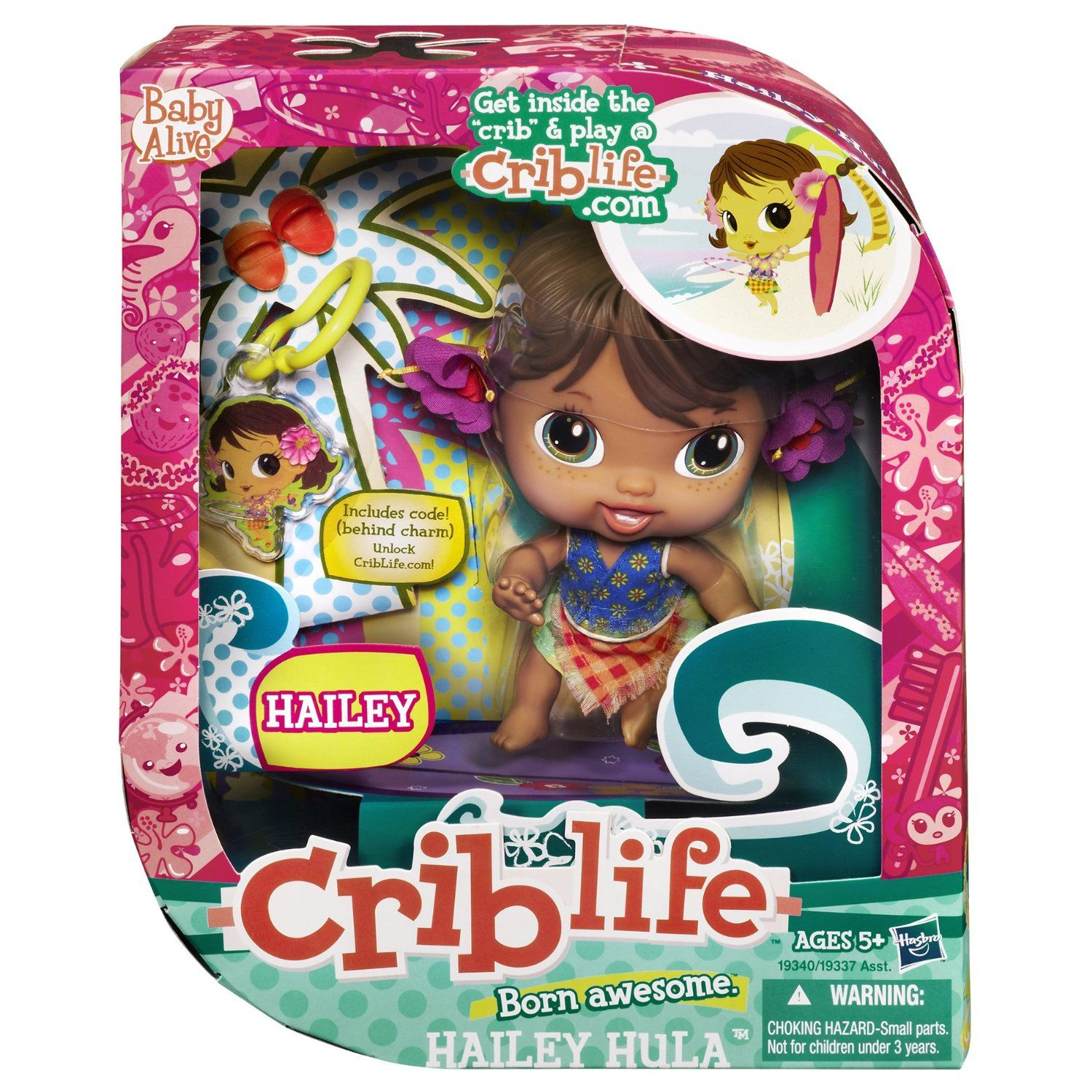 Uncategorized Criblife amazon com baby alive crib life friendship dolls hailey hula toys