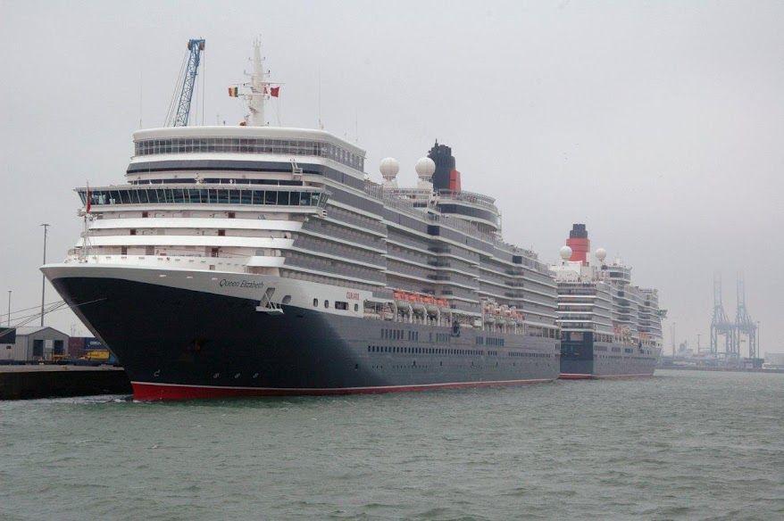 Queen Elizabeth Queen Victoria Cruise Ships Port Of - Tracking queen victoria cruise ship