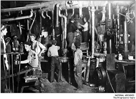 early industrialism and child labor This article, which is the first of a two-part series on child labor, describes child labor in the united states, concentrating on the period after the civil war through the rise of the child labor reform movement.