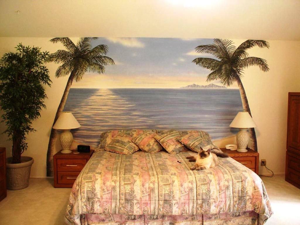 Pin by David on My Home Design Ideas Tropical bedrooms