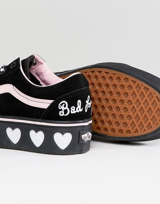 5c41dd8836f Vans X Lazy Oaf Old Skool Trainers