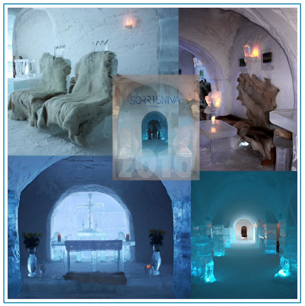 Sorrisniva Ice Hotel In Alta Norway